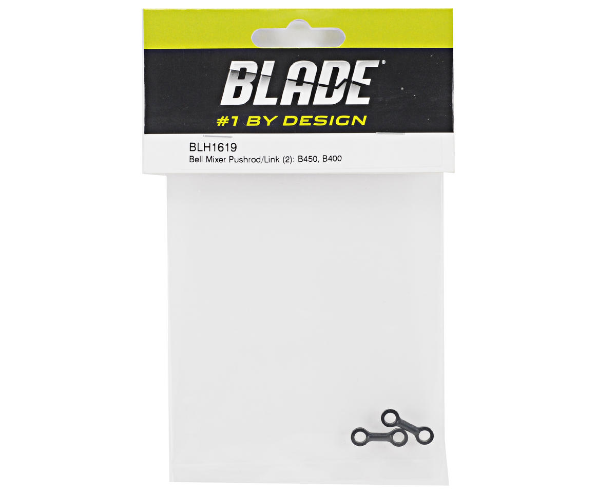Blade Bell Mixer Pushrod Link Set (2)