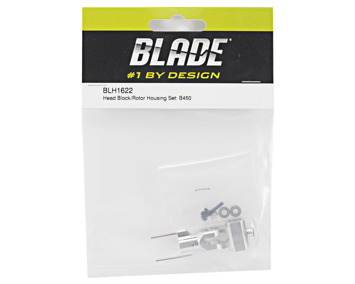 Head Block Rotor Housing Set by Blade