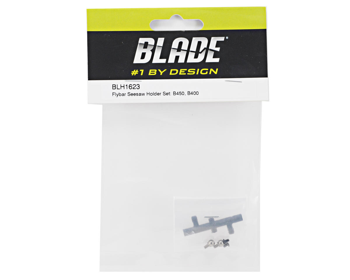 Blade Helis Flybar Seesaw Holder Set
