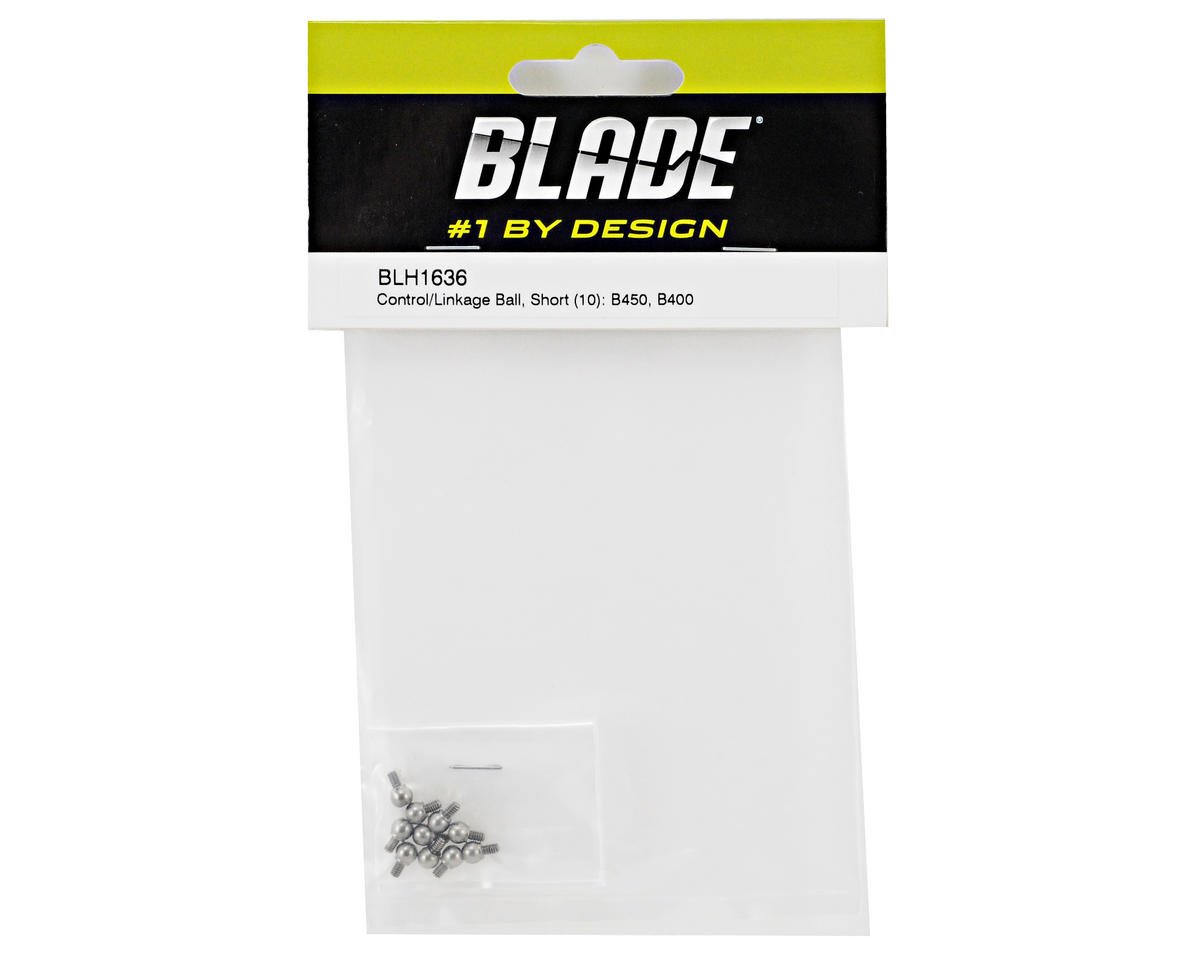 Blade Helis Control/Linkage Ball Set (Short) (10)