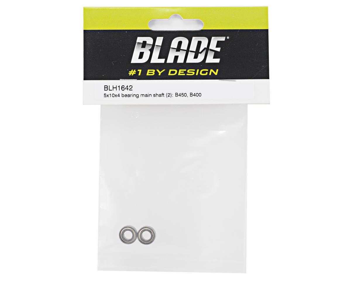 5x10x4mm Main Shaft Bearing Set (2) by Blade