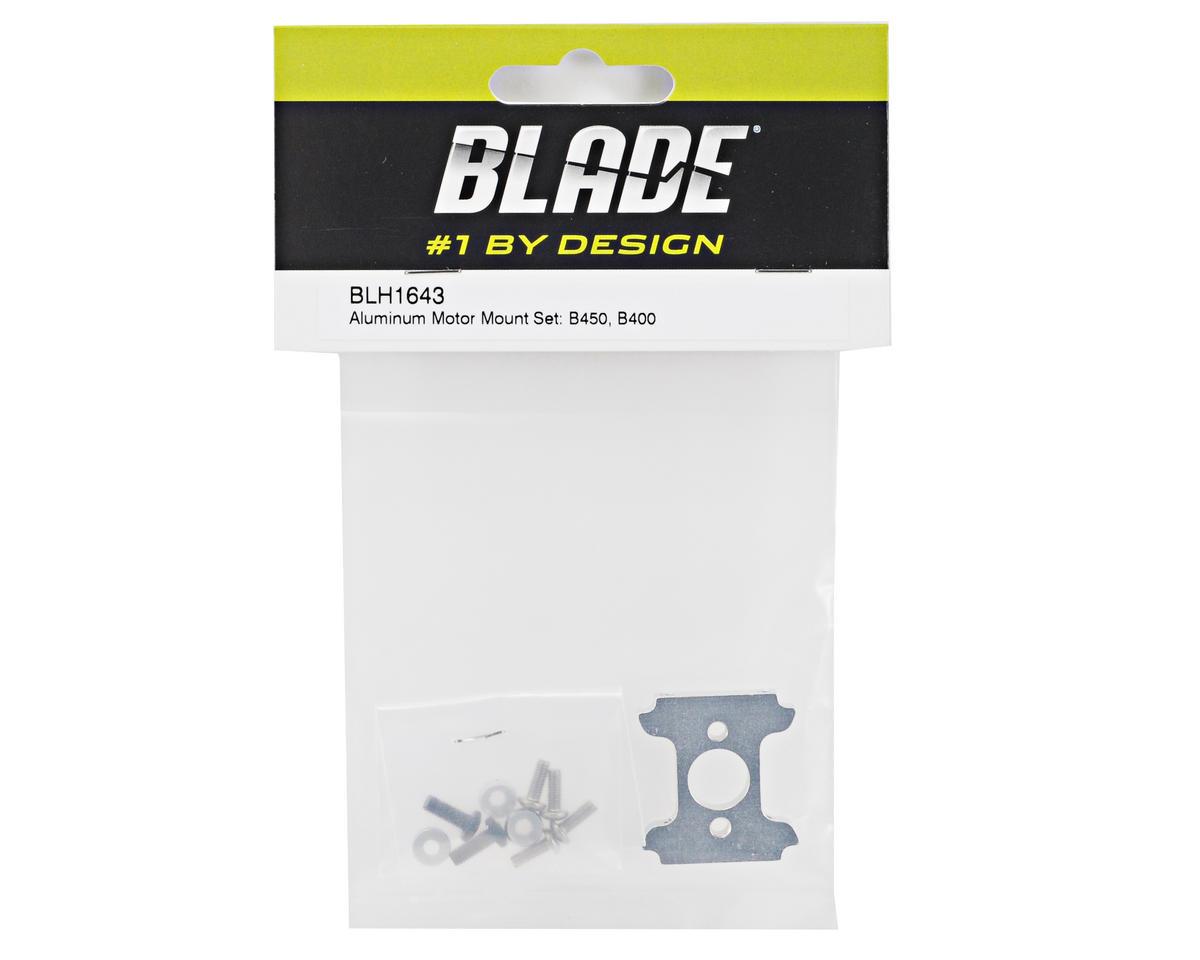Blade Helis Aluminum Motor Mount Set