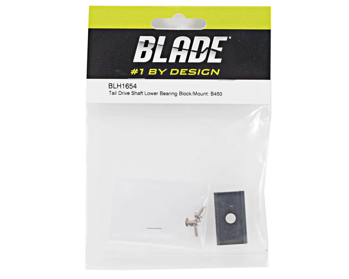 Blade Tail Driveshaft Lower Bearing Block Mount