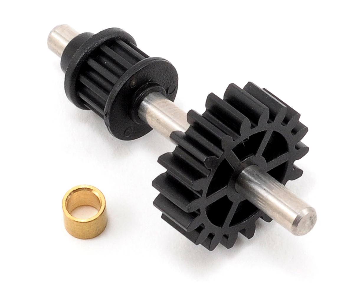 Blade Helis Tail Drive Gear Pulley Assembly