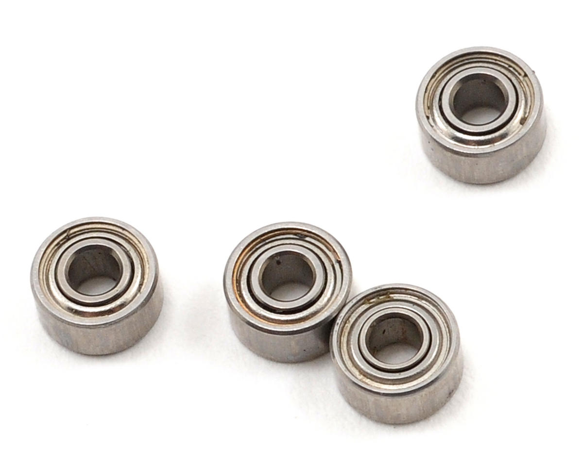 2x5x2.5mm Paddle Control Frame Bearing Set (4) by Blade