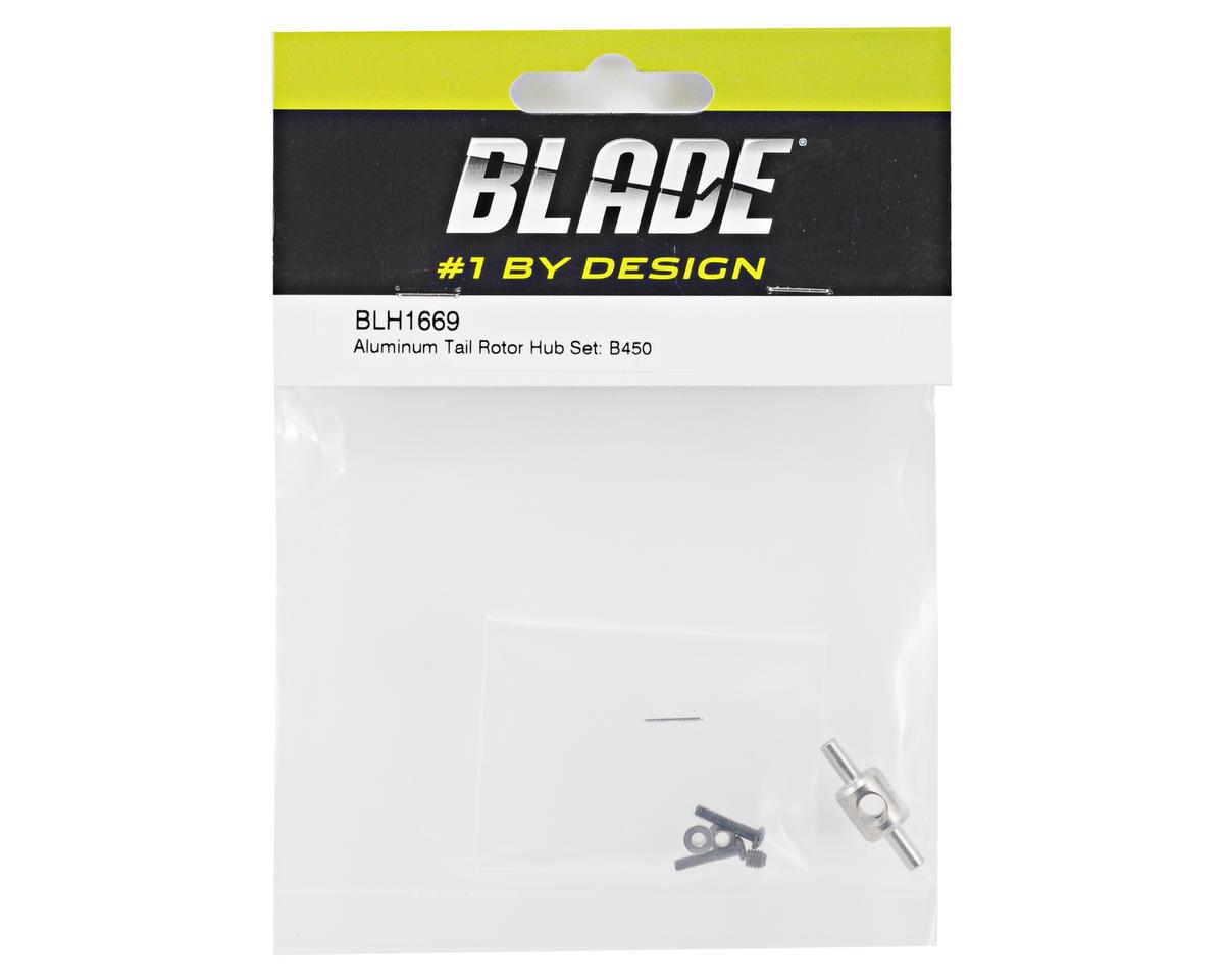 Blade Helis Aluminum Tail Rotor Hub Set