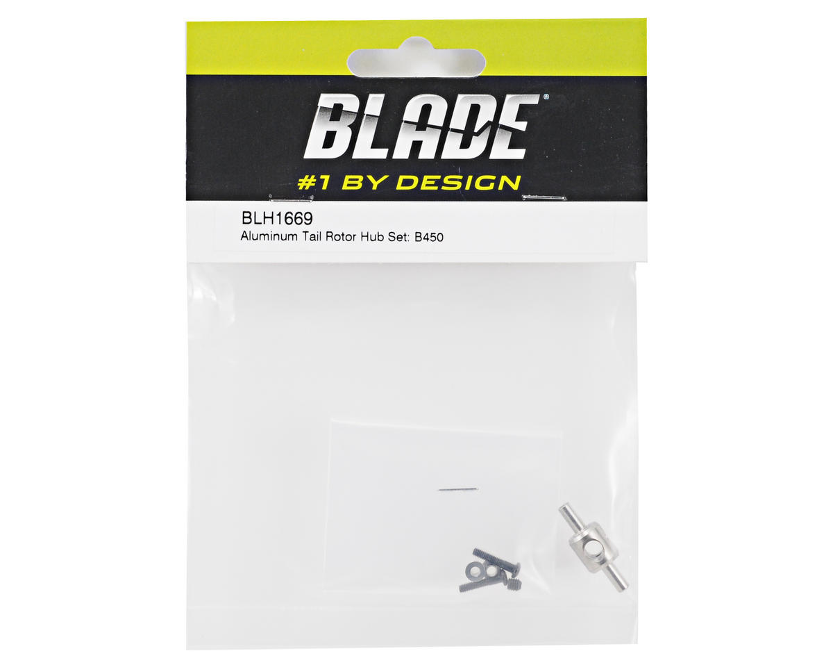 Blade Aluminum Tail Rotor Hub Set