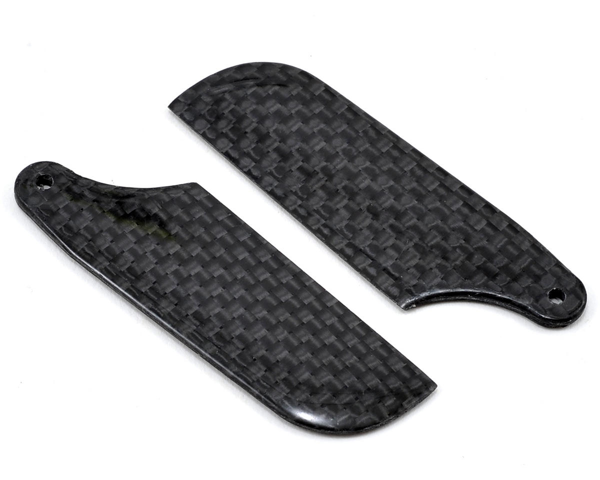 Carbon Tail Rotor Blade Set (B400/450) by Blade Helis