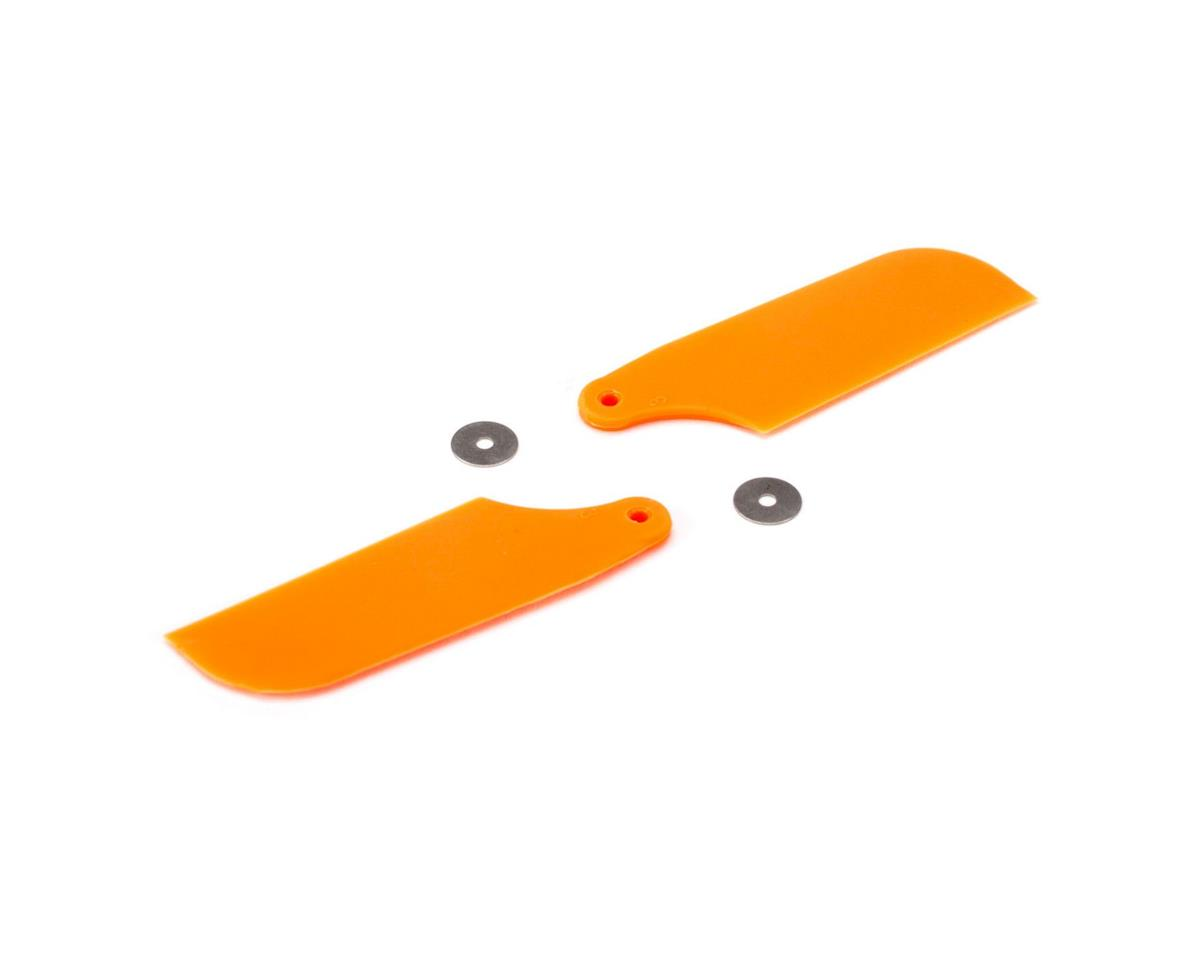 Blade 400 Tail Rotor Set (Orange) (B450 3D, B400)