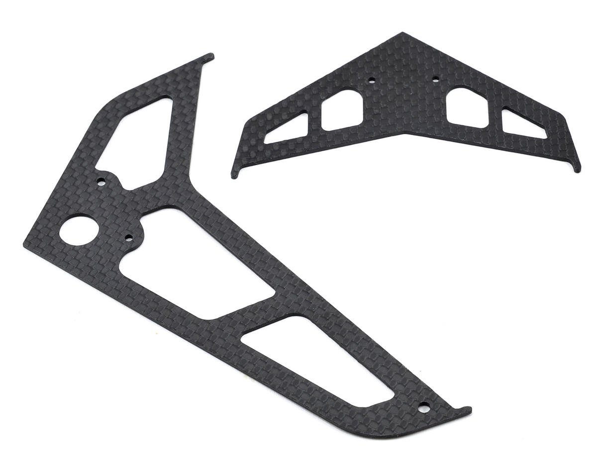 Carbon Fiber Stabilizer Fin Set by Blade Helis