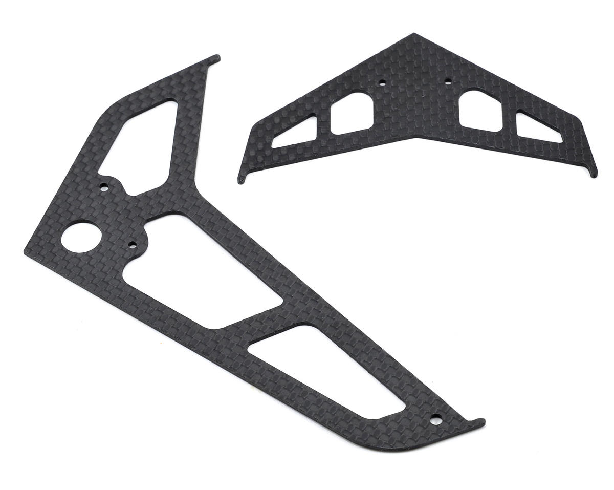 Blade Carbon Fiber Stabilizer Fin Set