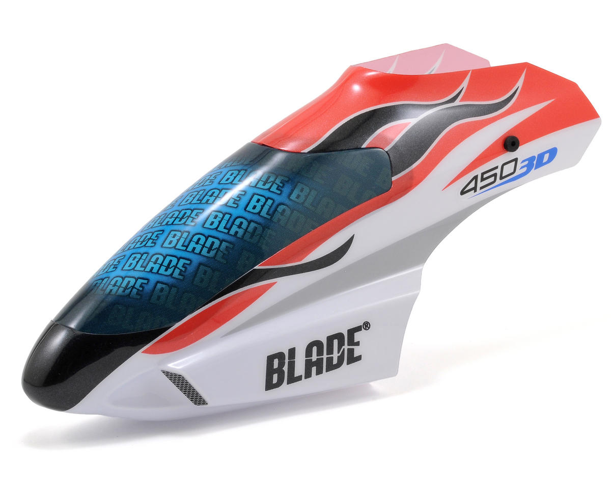 Blade Helis Skyfire Canopy (Blade 450 3D)