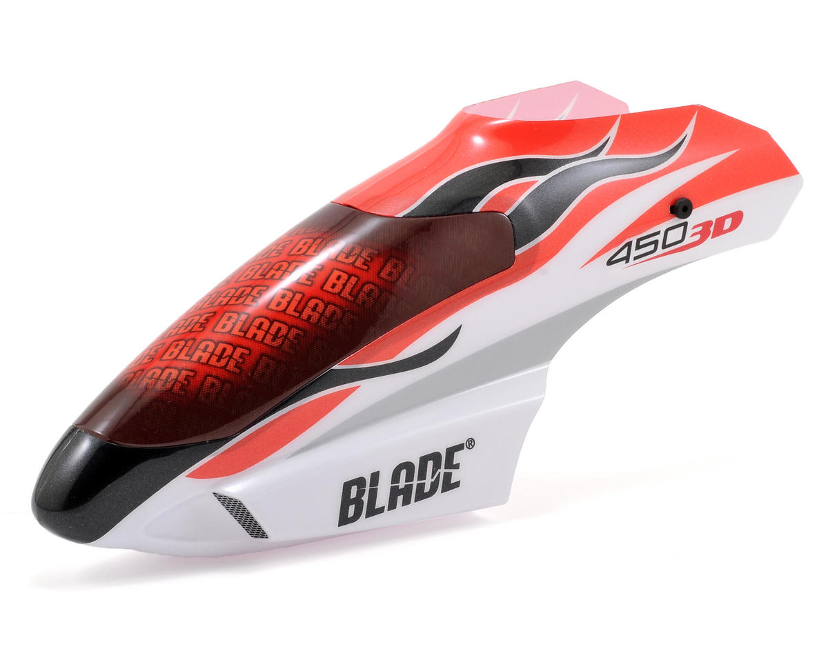 Blade Helis Blaze Canopy (Blade 450 3D)