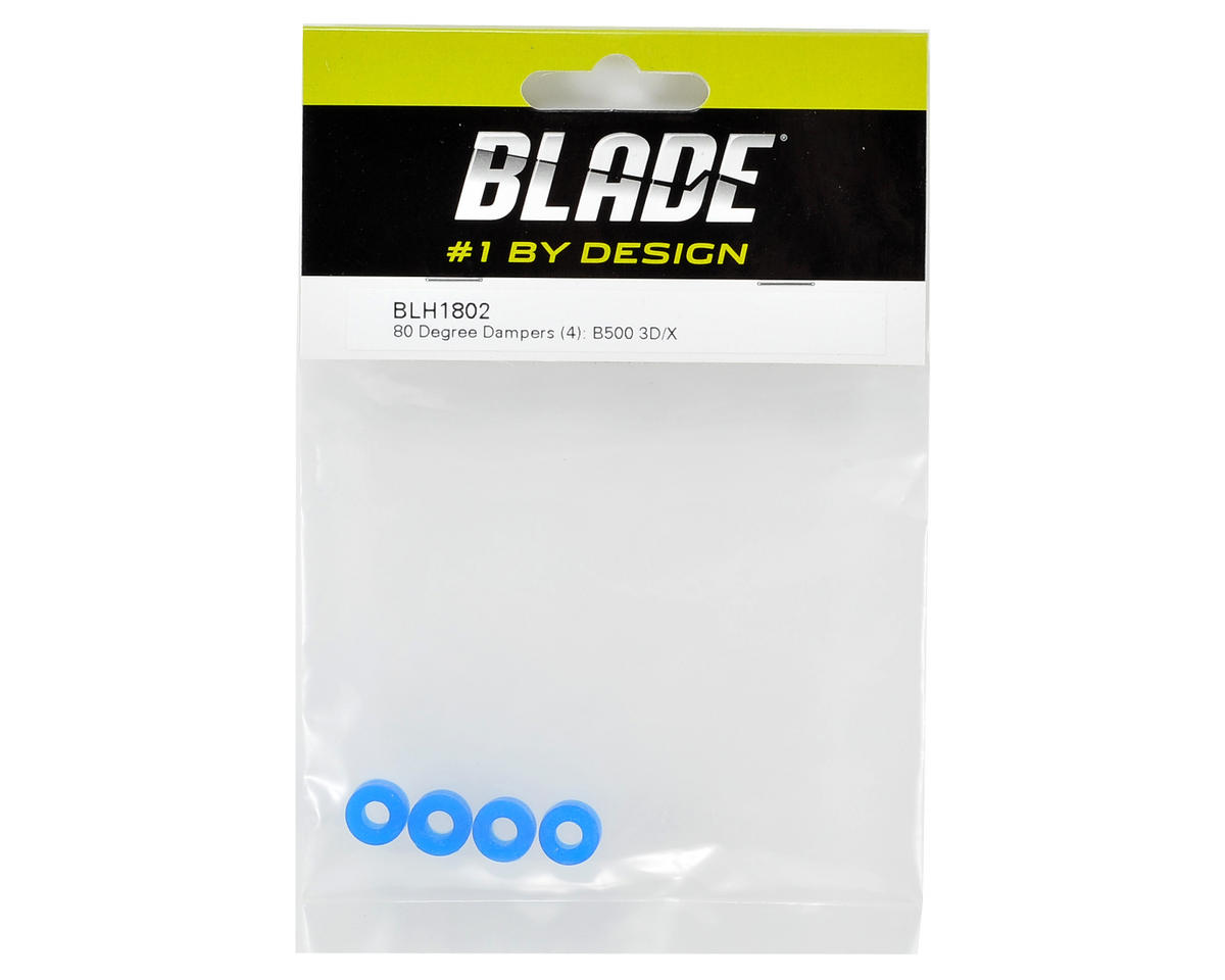 Blade 80 Degree Dampers (4)
