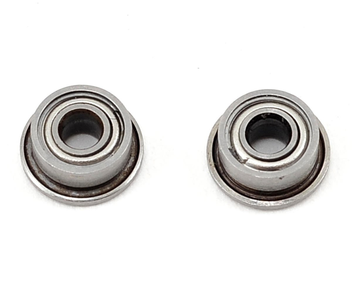 Blade Helis 2x5x2.5mm Flanged Bearing (2)