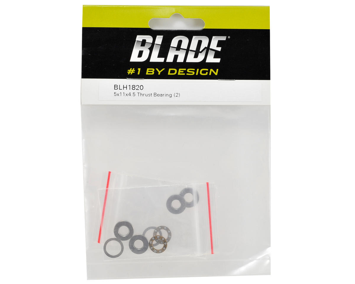Blade 5x11x4.5mm Thrust Bearing (2)