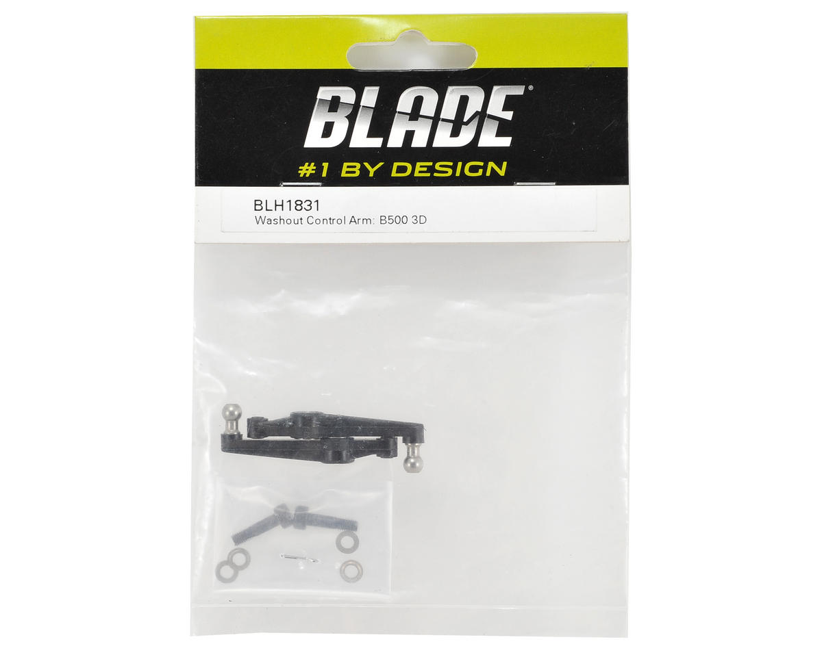 Washout Control Arm Set by Blade