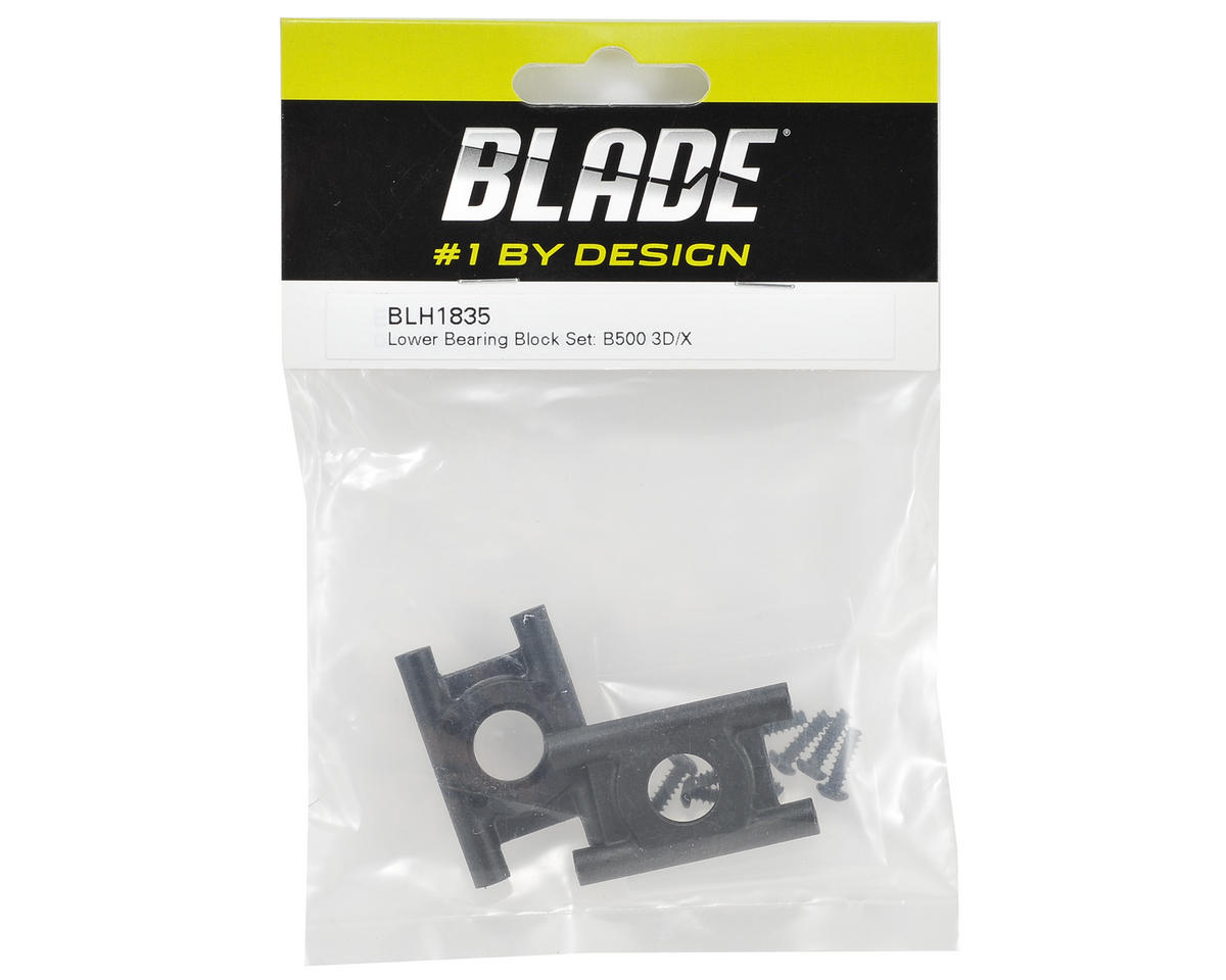 Blade Helis Lower Bearing Block Set