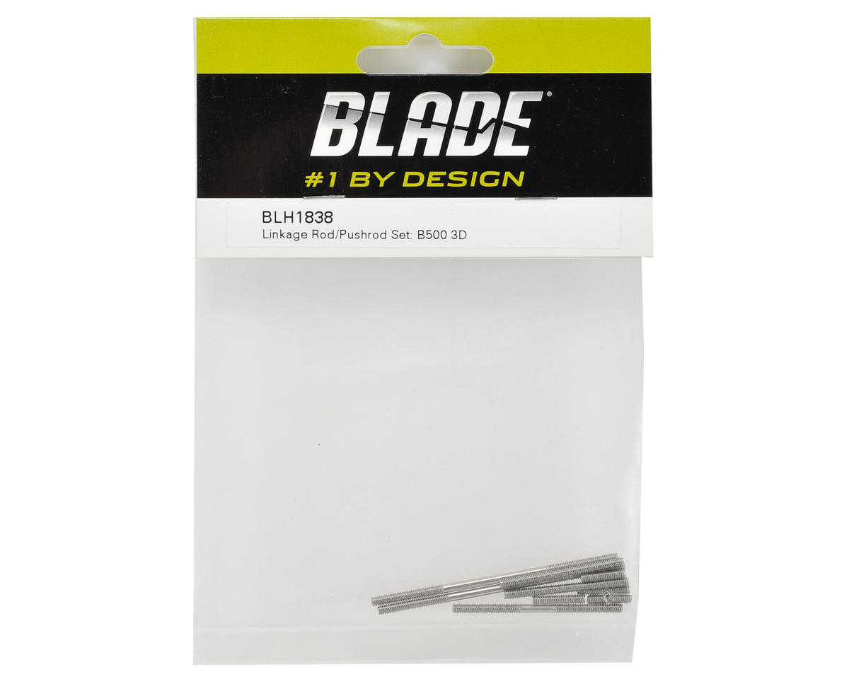 Blade Linkage Rod & Pushrod Set