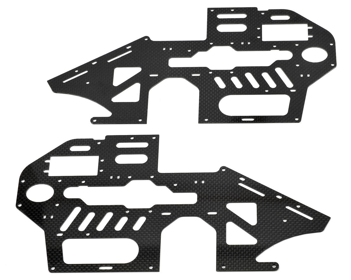 Blade 500 X Carbon Fiber Main Frame Set