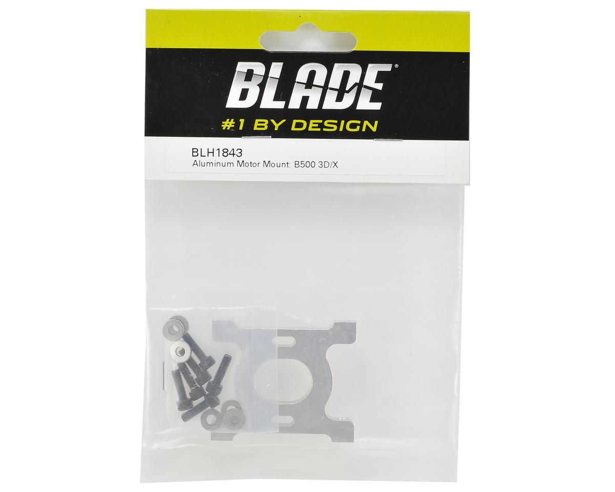 Blade Helis Aluminum Motor Mount