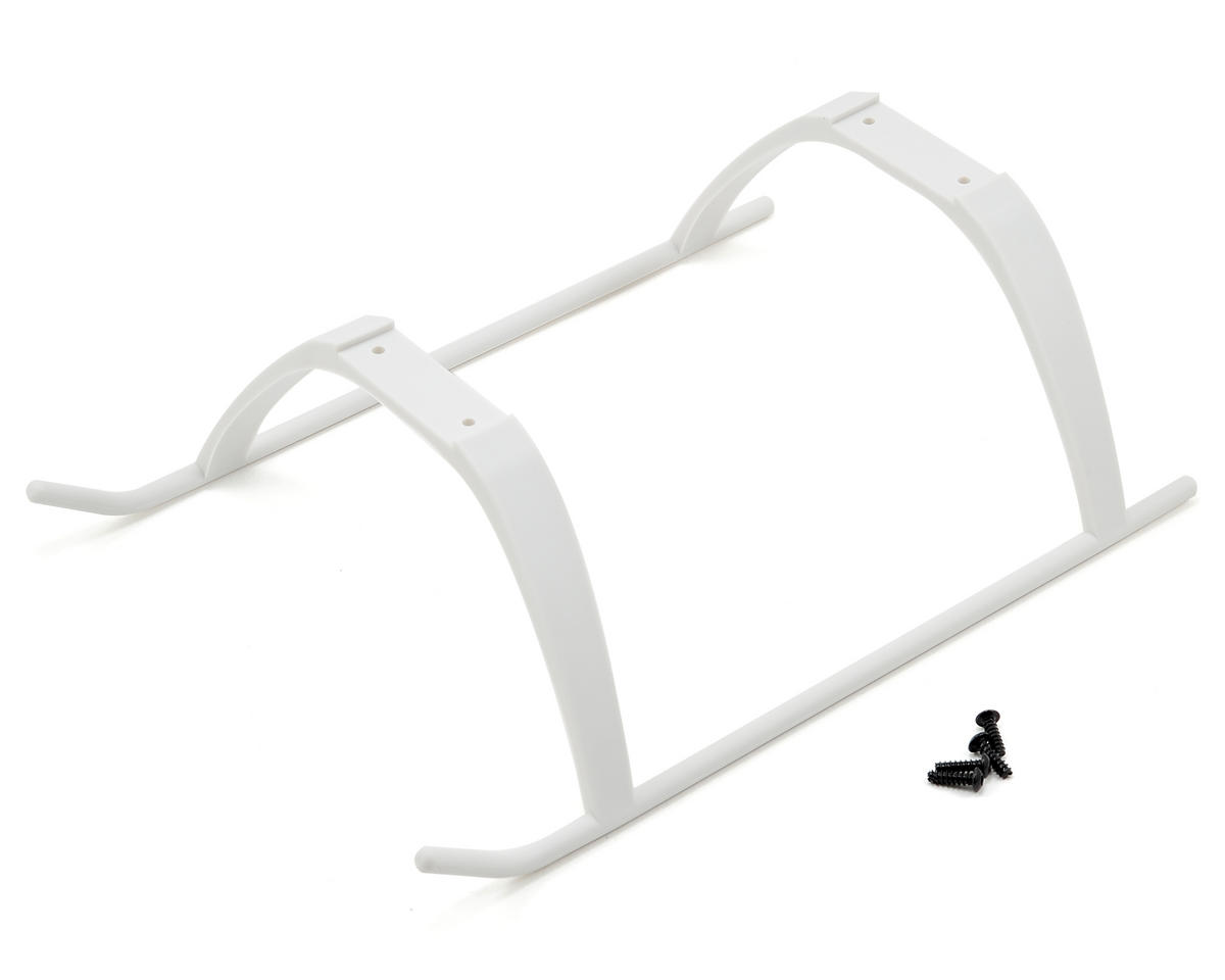 Blade Helis Landing Gear Set (White)