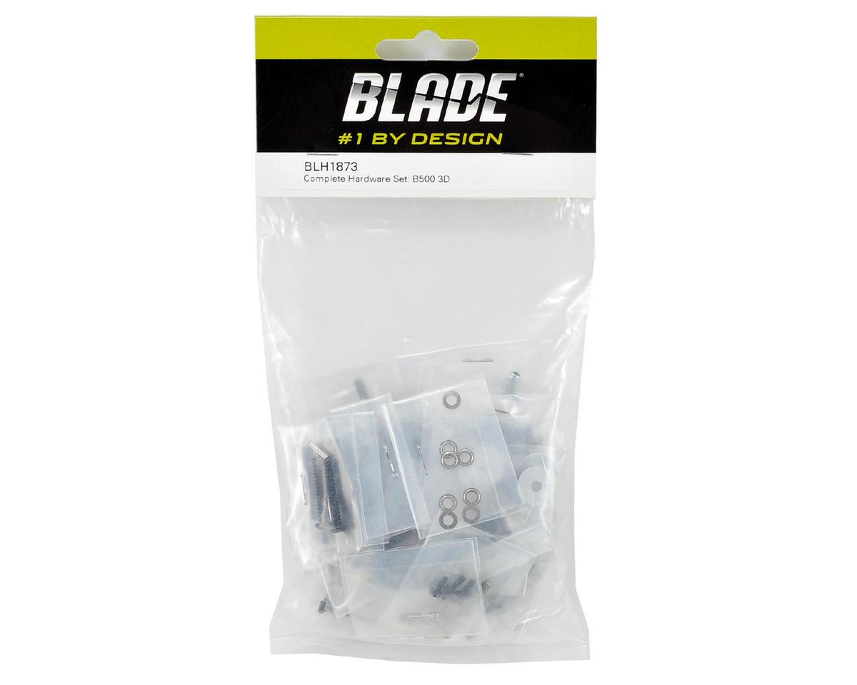 Blade 500 Complete Hardware Set