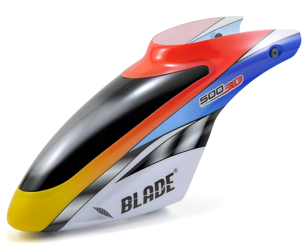 "Blade ""Hot Rod"" Canopy"