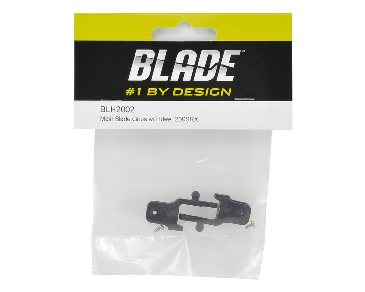 Blade Helis Main Blade Grip Set w/Hardware