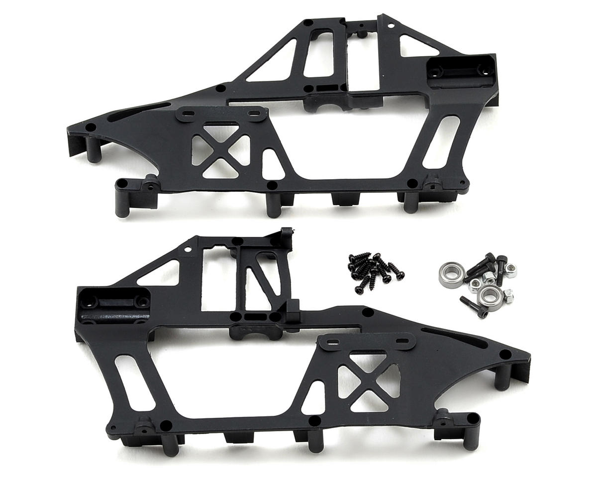 200 SR X BLH2009 Blade Main Frame Set