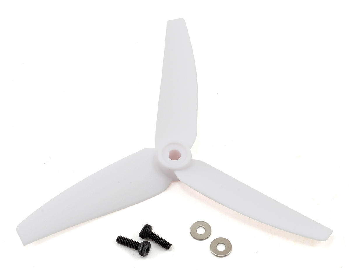 Blade 250 CFX Helis Tail Rotor Set (2) (White)