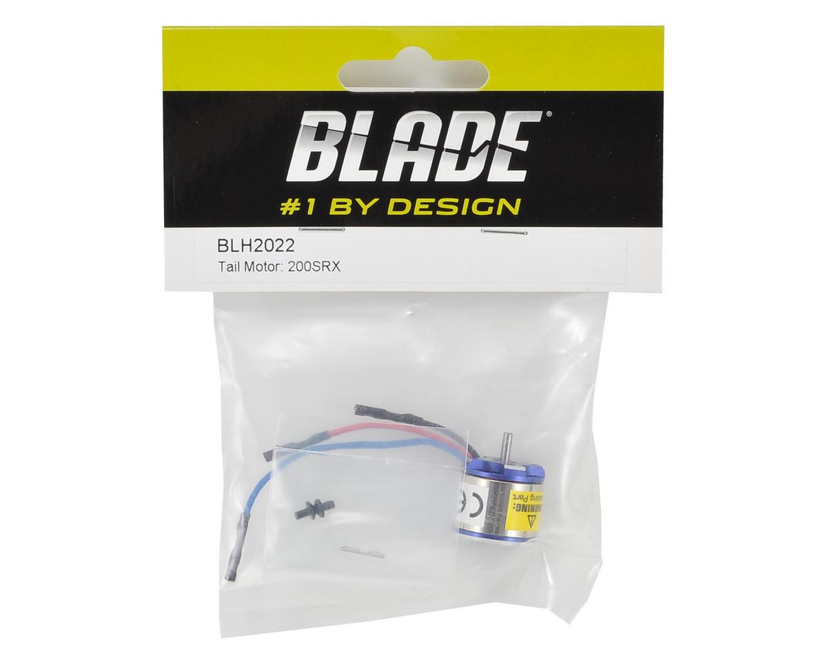 Blade Tail Motor