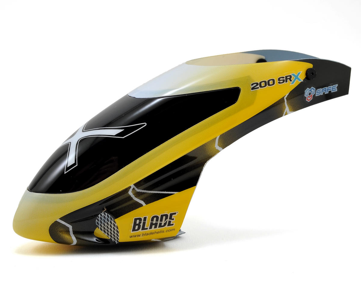 200 SR X Canopy by Blade