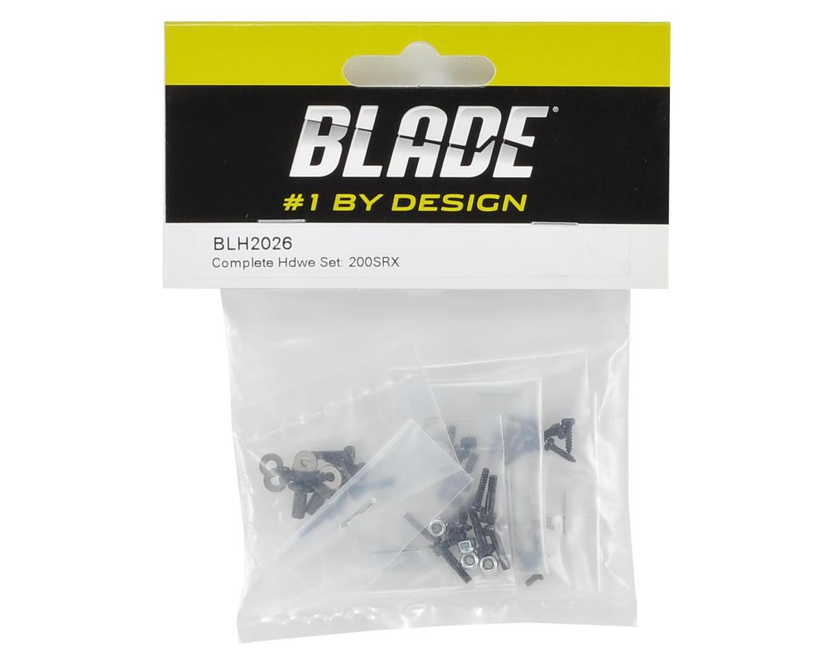 Blade 200 SR X Helis Complete Hardware Set