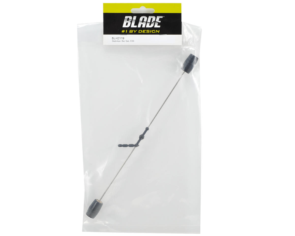 Blade Helis Stabilizer Bar Set