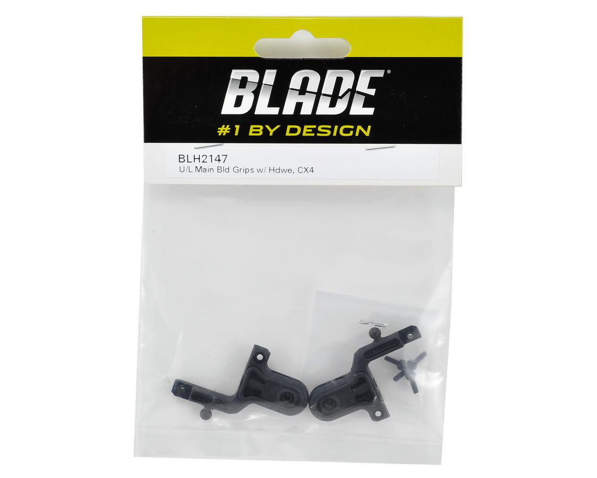 Blade Helis U/L Main Rotor Blade Grip Set