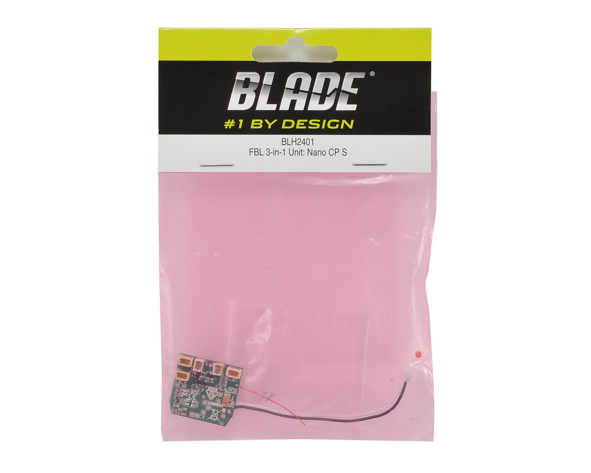 Blade Helis Nano CP S 3-in-1 FBL Unit