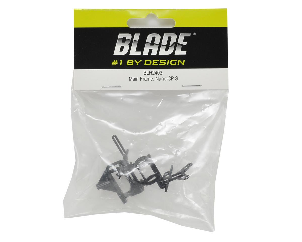 Blade Helis Nano CP S Main Frame