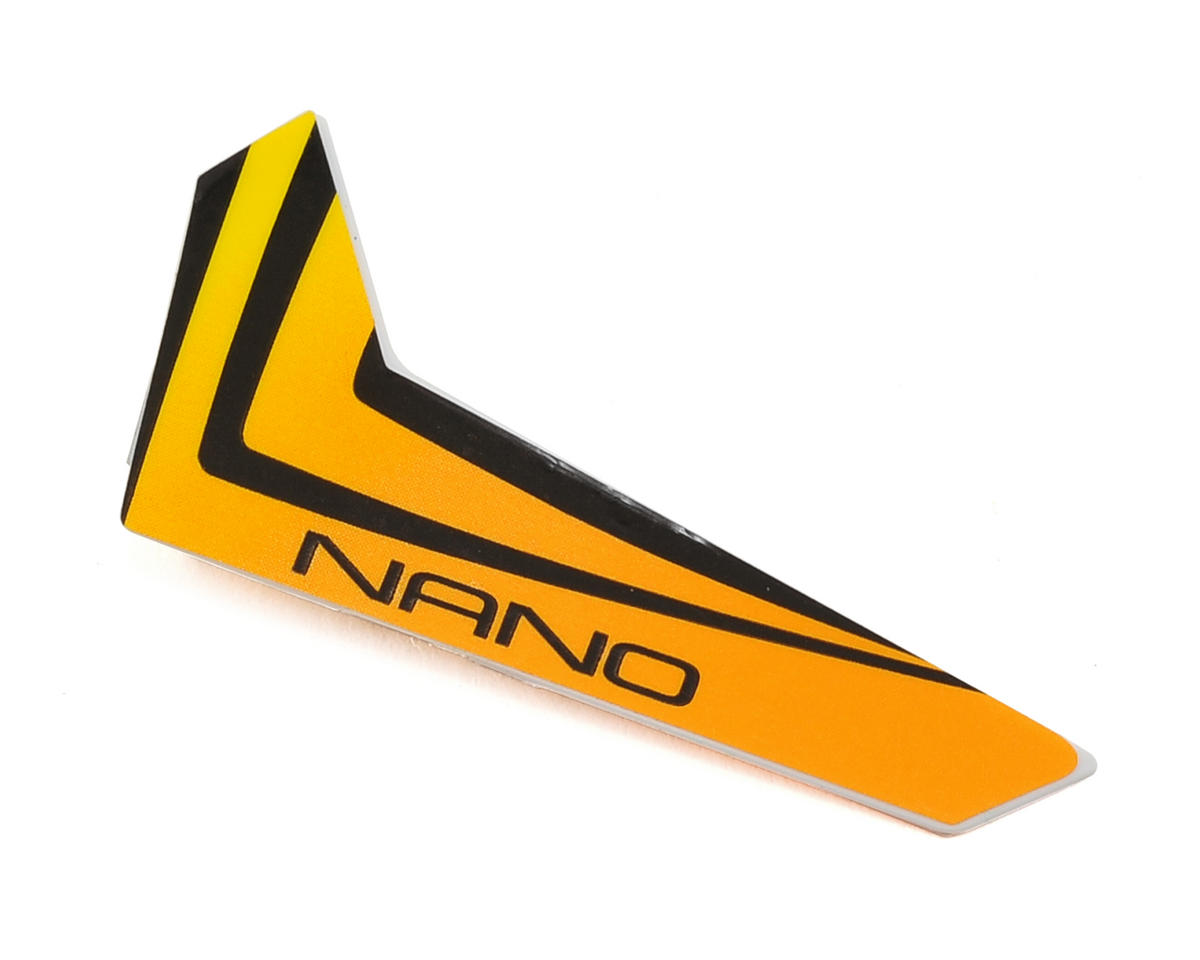 Nano CP S Vertical Tail Fin by Blade Helis
