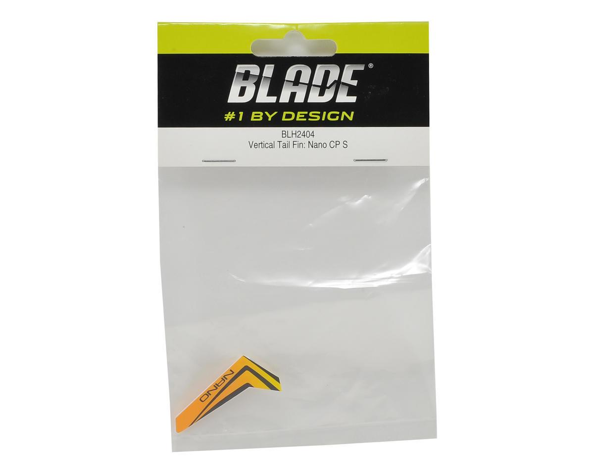Blade Helis Nano CP S Vertical Tail Fin