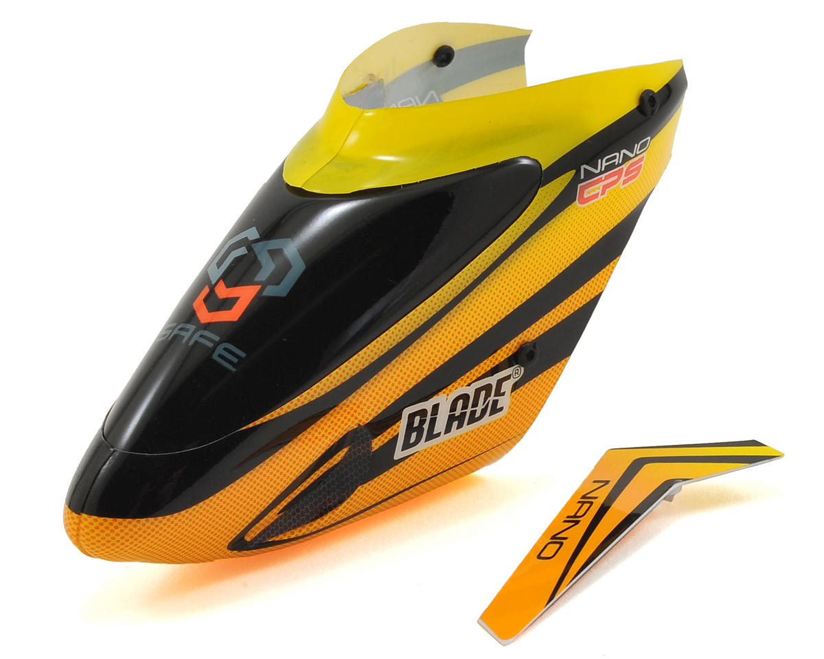 Blade Nano Cp S Canopy Blh2405 Helicopters Amain Hobbies