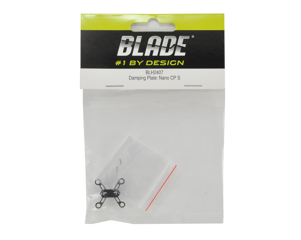 Blade Helis Nano CP S Damping Plate