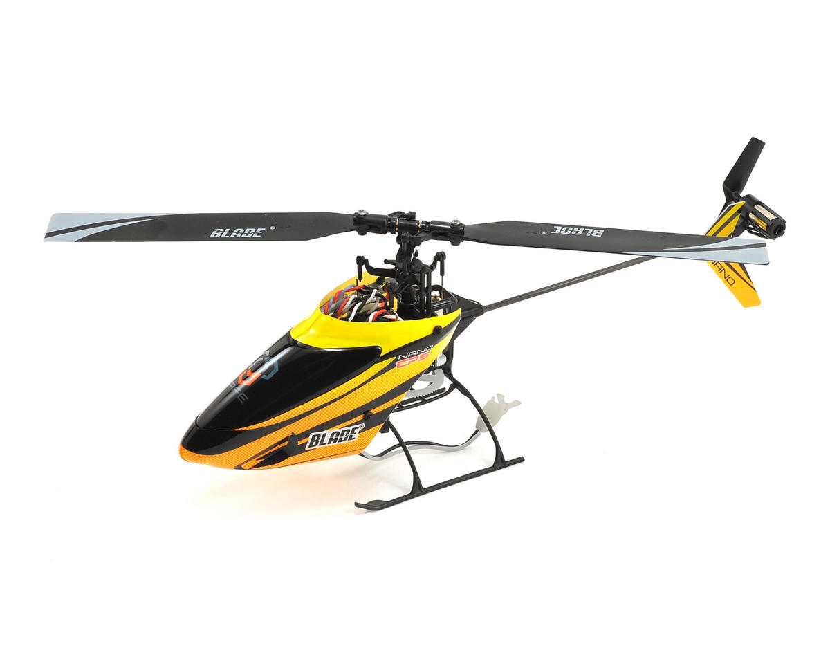 Blade Helis Nano CP S BNF Ultra Micro Helicopter