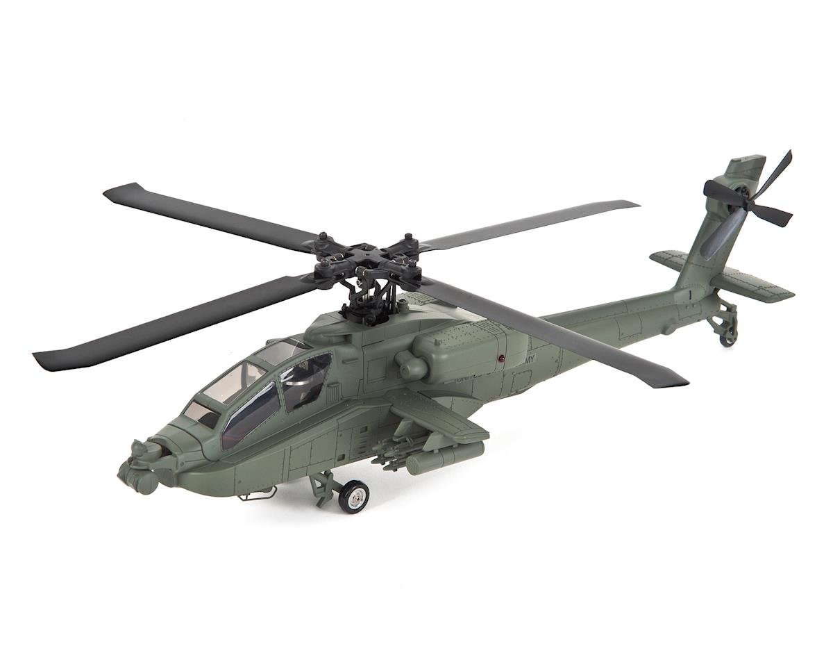 Blade Helis Micro AH-64 Apache Electric Micro RTF Helicopter