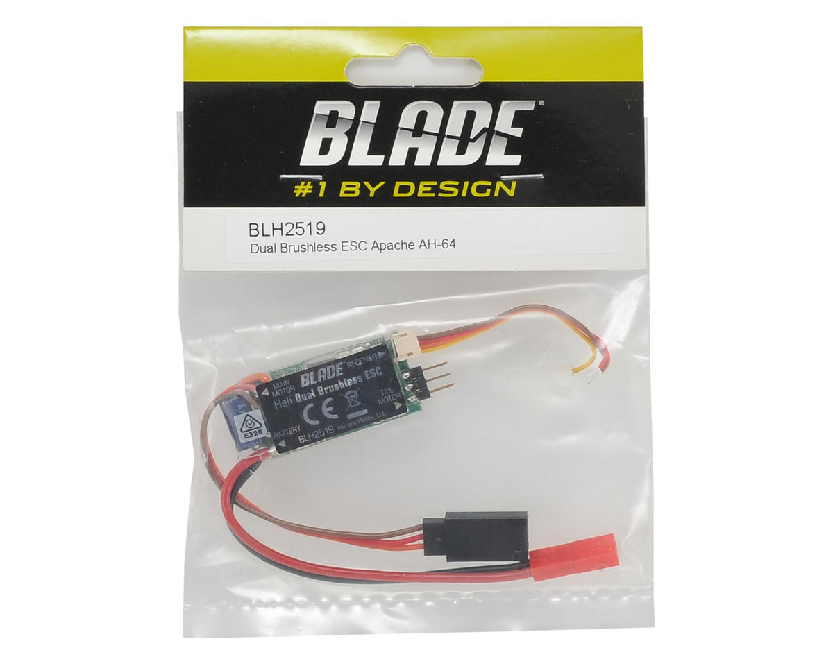 Blade Dual Brushless ESC