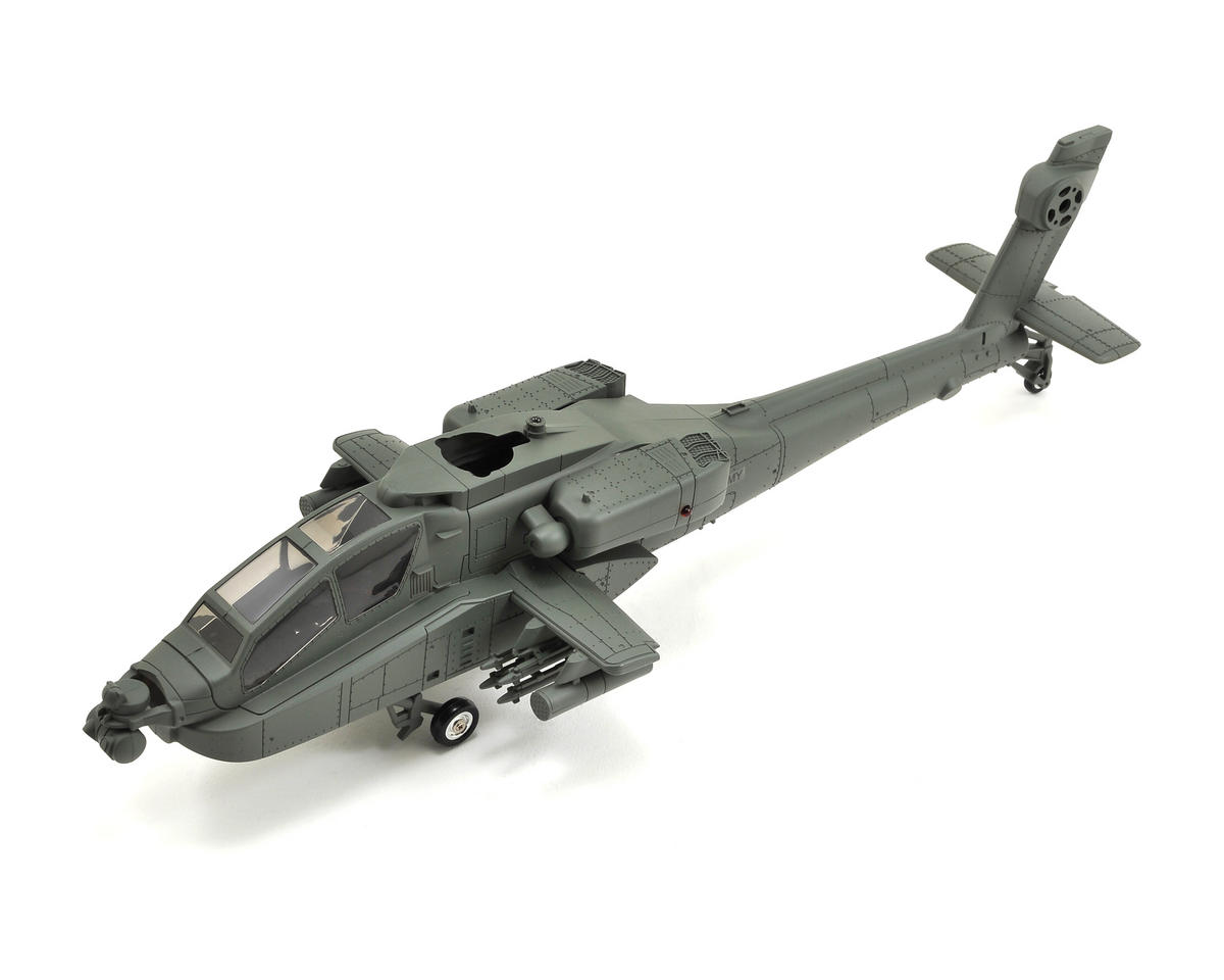 Blade Micro AH-64 Apache Helis Body Set w/LED