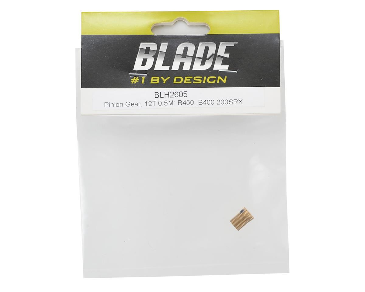Blade Helis Mod 0.5 Pinion Gear (12T)