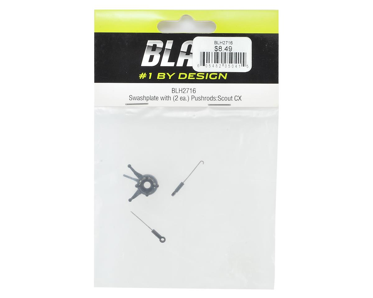 Blade Swashplate & Pushrod Set