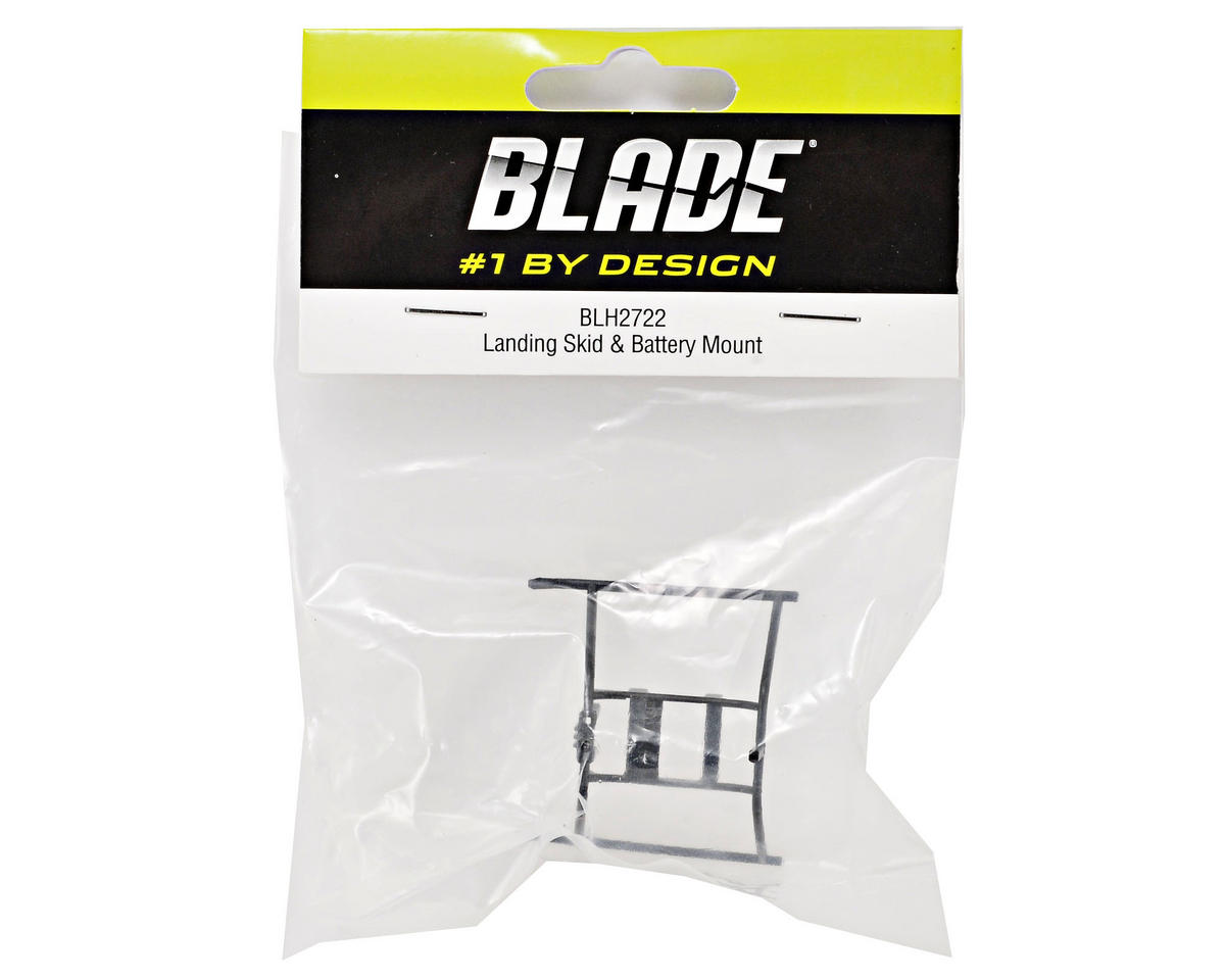 Blade Helis Landing Skid w/Battery Mount