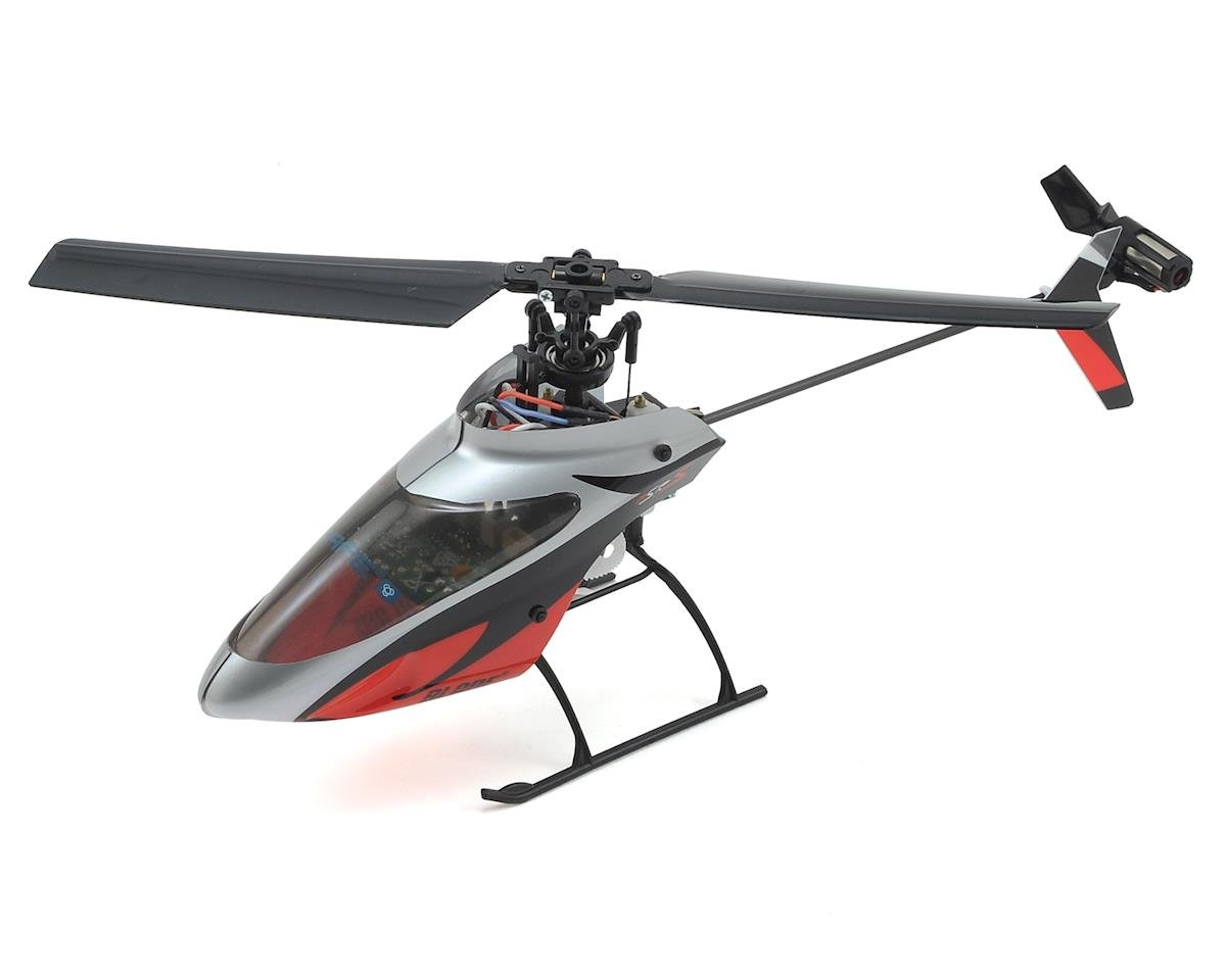 Blade Helis mSR S RTF Flybarless Fixed Pitch Micro Helicopter